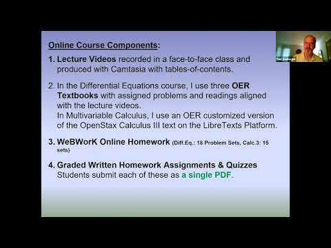 Teaching Math Online: Examples from Differential Equations and ...