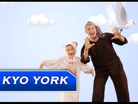 Thật sự cảm ơn anh Kyo York