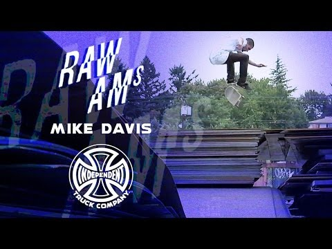 preview image for Independent Trucks: Raw Ams - Mike Davis