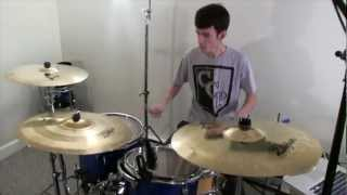 Hello Brooklyn - All Time Low (Drum Cover) Studio Quality