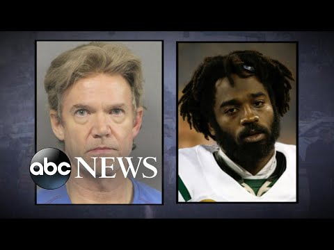 Manslaughter conviction in former NFL player's death