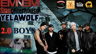 2.0 Boys Eminem ft. Slaughterhouse, Yelawolf (Music Video)