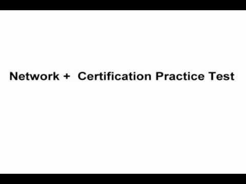 Free Network + Certification Practice Test N10-006 - YouTube