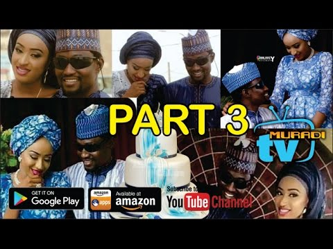 NURA M  INUWA FULL WEDDING VIDEO part 3 2017