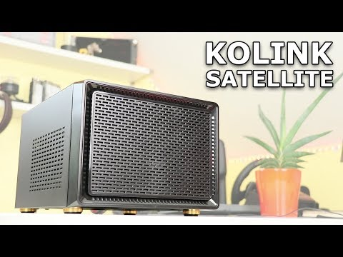 Kolink Satellite (Mini ITX/Micro ATX) Review