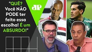 Quem é melhor: São Paulo ou Palmeiras? Debate pega fogo!