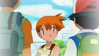 Part of Misty's song about Ash (from Pokémon)