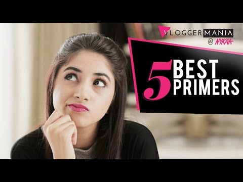 TOP 5 Primers | Aashna Shroff