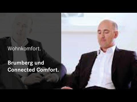 Vernetzter Wohnkomfort - Brumberg und Connected Comfort 2018