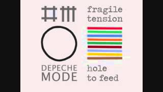 Depeche Mode - Fragile Tension (Peter Bjorn and John Remix)
