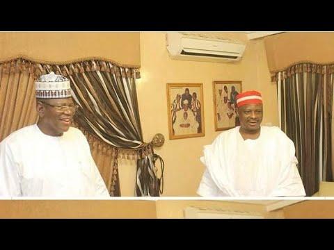 Sakon Kwankwaso Ga Buhari da Ganduje