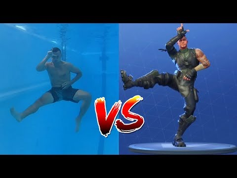 FORTNITE DANCE CHALLENGE IN REAL LIFE | Extreme Edition