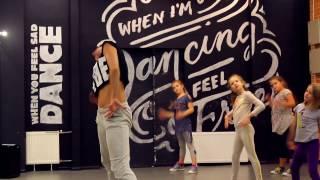 Quest Pistols Show - Непохожи Jazz Funk by Анастасия Косых All Stars Dance Centre 2016