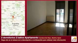 preview picture of video '2 dormitorios 2 baños Apartamento se Vende en Carabanchel Bajo, Madrid, Spain'