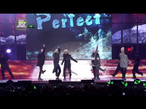2012 MelOn Music Awards: B.A.P