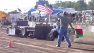 Garden tractor pull - Hoyt, KS