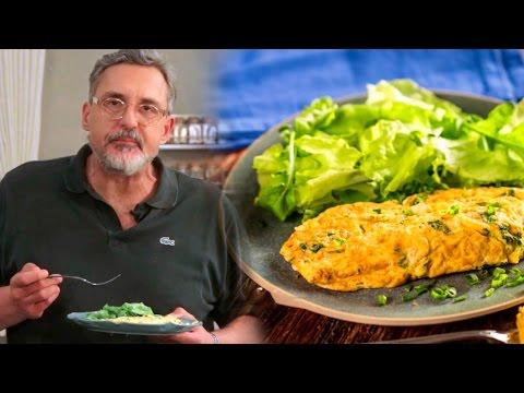 Aprenda a fazer a Omelete Perfeita