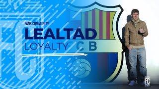 Fans Community - Lealtad según los fans de Messi