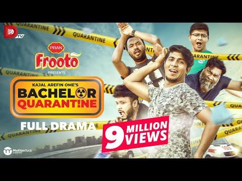 Bachelor Quarantine | Kajal Arefin Ome | Eid Natok 2020 | Dhruba Tv Drama