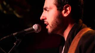 """Ari Hest - """"When & If - Live"""" from the CD/DVD An Intimate Evening at Rockwood Music Hall"""