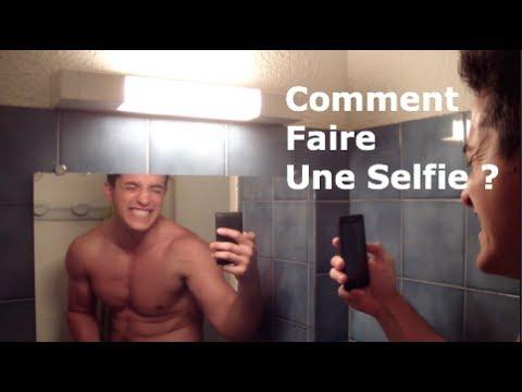 comment prendre selfie