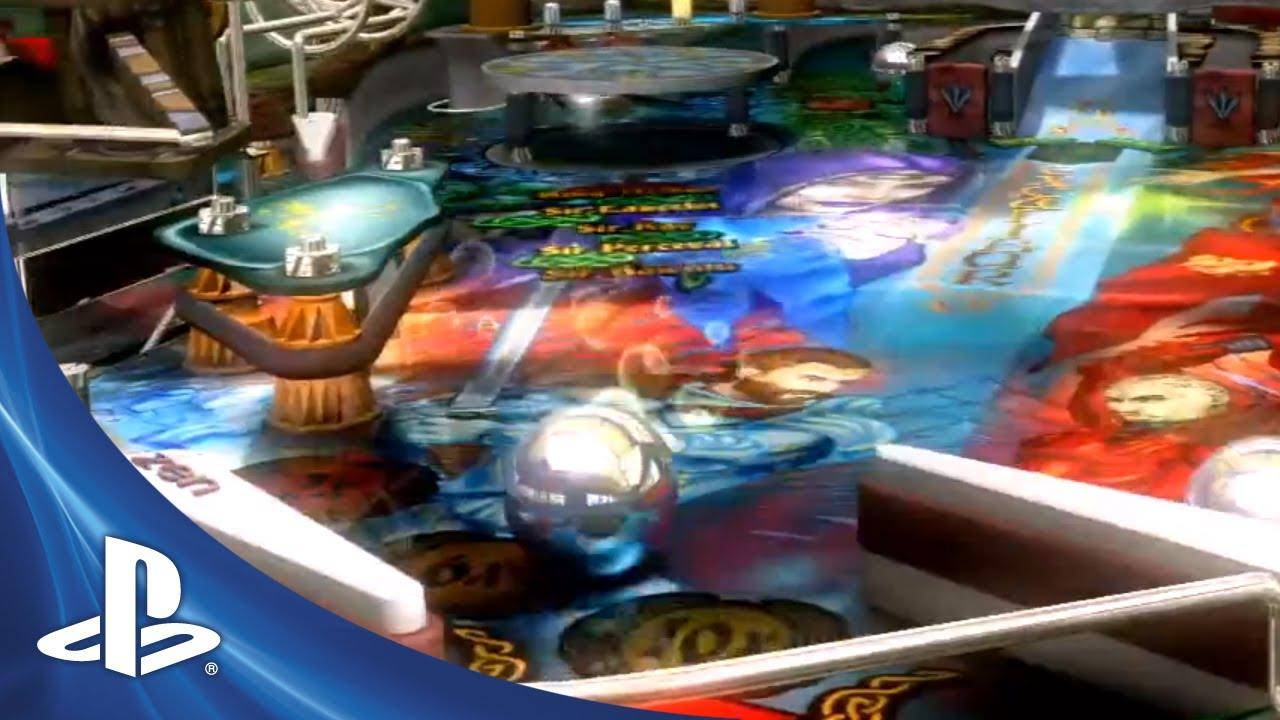 Hands On at gamescom: Zen Pinball 2 on PS Vita