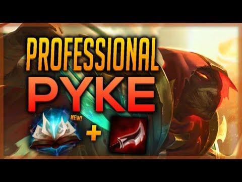 Blood Moon Pyke vs Sand Wraith Pyke Epic Skins Comparison (League of
