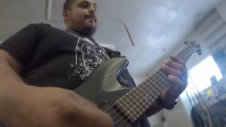 Every Time I Die - Buffalo Gals Guitar Cover