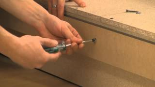 How to attach a headboard to a platform bed