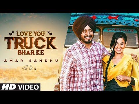 Love You Truck Bhar Ke Amar Sandhu Song Lyrics Pzlyrics Com