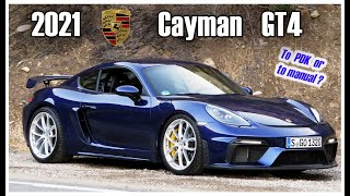 Does The Porsche Cayman GT4's New PDK Automatic Fix its Gearing Issue? - One Take by The Smoking Tire