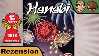 Hanabi (Spiel des Jahres 2013) - Spiel - Kartenspiel - Board Game - Review #10