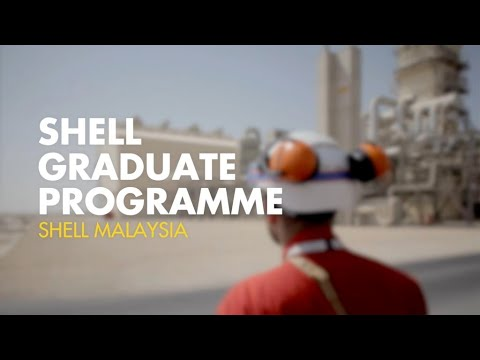 Shell Graduate Programme - What it Offers