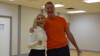 Meet John Schneider and Emma Slater - Dancing with the Stars
