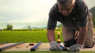 Cómo Instalar Un Piso Deck Terza
