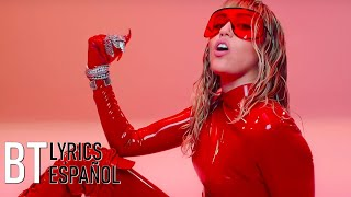 Miley Cyrus   Mother's Daughter (Lyrics + Español) Video Official