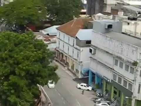 Смотровая площадка в Кота-Бару