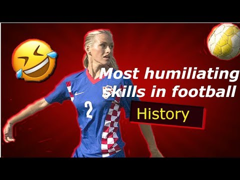 Most humiliation and disrespectful skills in football-2018