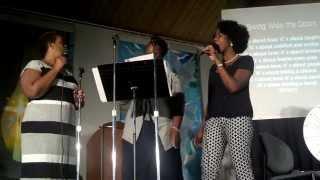 AWAKE Ministries Singers perform Swing Wide The Doors by Daniel Nahmod