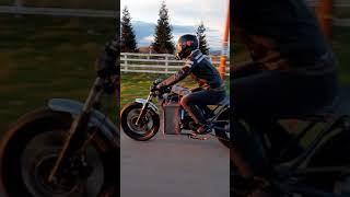 Testing Out our Home-built Electric Motorcycle