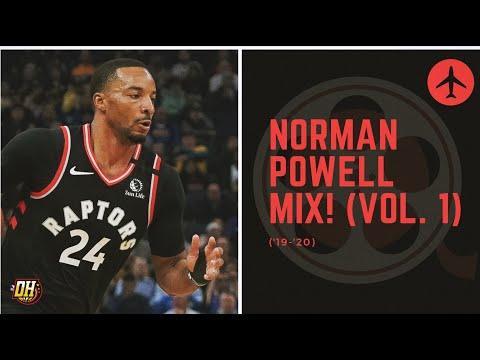 Norman Powell Highlight Mix! (Vol. 1 • 2019-2020)