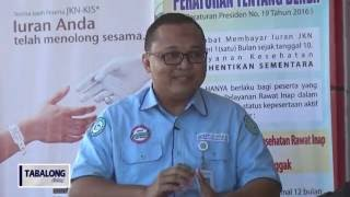 Dialog BPJS Segmen 1#Tabalong Dialog #TV Tabalong
