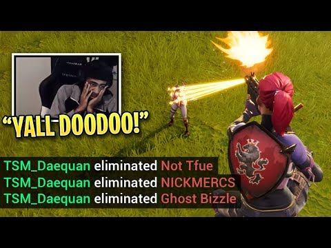 Everyone in DISBELIEF When Daequan DESTROYS Pros! (Fall Skirmish Week 2 Highlights)