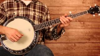 """Trampled By Turtles """"Wait So Long"""" Banjo Lesson (With Tab)"""