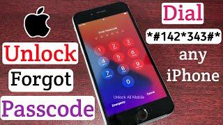 FREE.!! Unlock iPhone Forgot Passcode✔️Unlock iPhone Passcode 1000% Working any iPhone