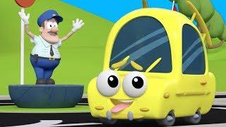 10 Küçük Araba - Çocuklar İçin Eğlenceli Şarkılar