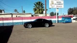 My 2005 gt New amr wheels
