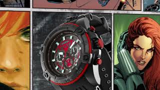 Invicta Watches featuring Marvel on Evine