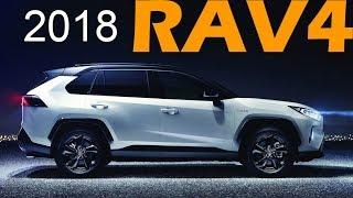 Toyota RAV4 2018 - обзор Александра Михельсона - Тойота РАФ4 2108