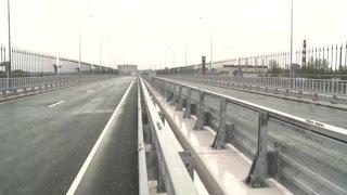 Деревяницкий мост открыт в тестовом режиме